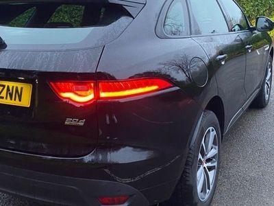 used Jaguar F-Pace 2.0d R-Sport Auto AWD (s/s) 5dr