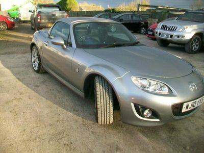 used Mazda MX5 2.0i Sport Tech 2dr electric hard top