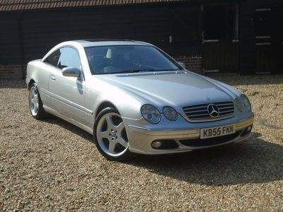 used Mercedes CL500 CL 5.02dr Auto