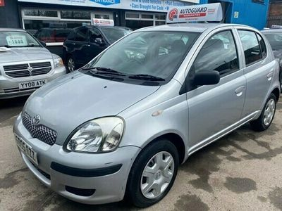 used Toyota Yaris 1.4 D-4D T3 5dr
