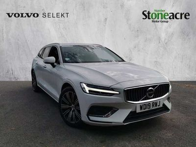 used Volvo V60 2.0 T5 Inscription Estate 5dr Petrol Auto (s/s) (250 ps)
