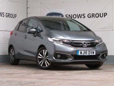 used Honda Jazz 2018 Poole I-VTEC EX