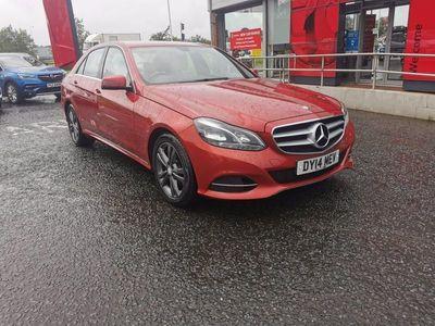 used Mercedes E220 E-ClassCDI SE 4dr 7G-Tronic