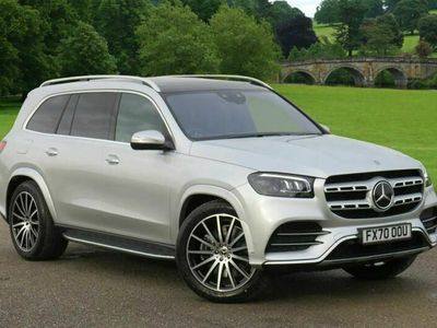 used Mercedes GLS400 GLS Class GLS4Matic AMG Line Premium + 5dr 9G-Tronic SUV 2020
