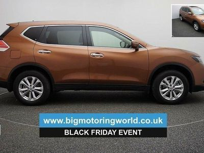 used Nissan X-Trail X Trail 2017ACENTA DCI XTRONIC Estate 2017