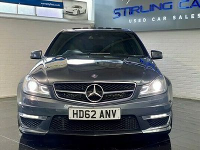 used Mercedes C63 AMG C-Class AMGSaloon 4d Auto