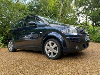 used Audi A2 1.6 SE