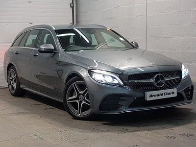 used Mercedes C200 C ClassAMG Line Premium 5dr 9G-Tronic 1.5