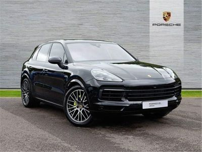used Porsche Cayenne E-Hybrid 5Dr Tiptronic S