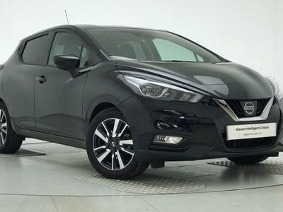 used Nissan Micra Hatchback (All New) 0.9 IG-T 90 N-Connecta Vision + Pack 5-Door