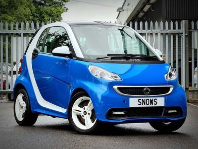 used Smart ForTwo Coupé Iceshine mhd 2dr Softouch Auto