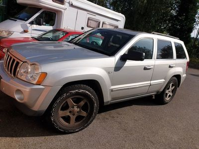 used Jeep Grand Cherokee 5.7 V8 Limited 4x4 5dr