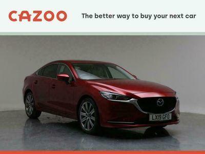 used Mazda 6 2.2L Sport Nav+ SKYACTIV-D