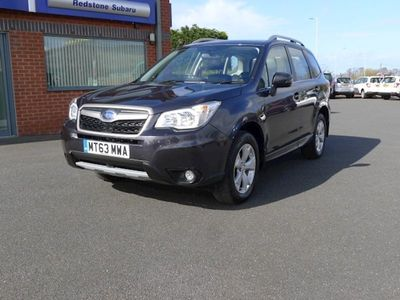 used Subaru Forester 2.0 Xe Premium Lineartronic 5Dr