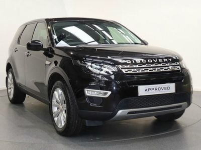 used Land Rover Discovery Sport 2.2 SD4 (190hp) HSE Luxury 5dr