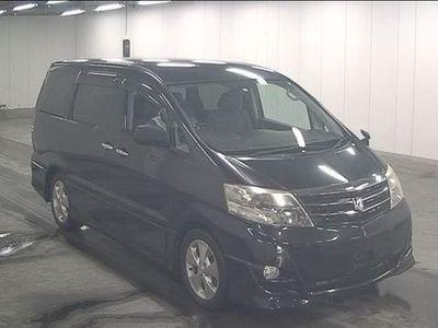 used Toyota Alphard 2.4 AS Prime Selection 2 - Fresh Import - Grade 4