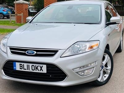 used Ford Mondeo Hatchback 2.0 TDCi (163bhp) Titanium X (10/10 on) 5d Powershift