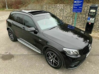 used Mercedes GLC43 AMG Glc-Class 3.0 AMG4MATIC PREMIUM 5d 362 BHP Free Next Day Nationwide Delivery