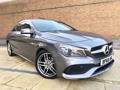 used Mercedes CLA200 CLA CLASS 1.6AMG LINE EDITION,19000 MILES,1 OWNER. 4-Door