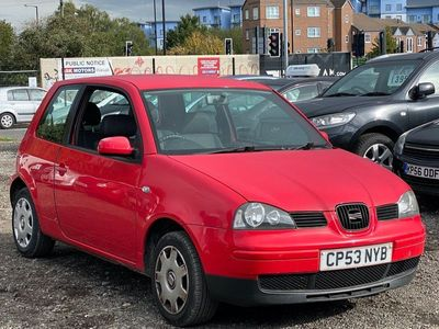 used Seat Arosa 1.0 3dr