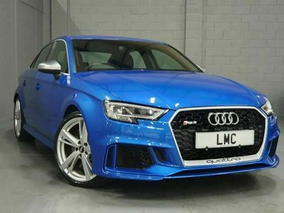 used Audi RS3 RS3 2.5QUATTRO 4DR 395 BHP