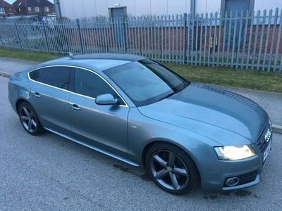 used Audi A5 2.7 TDI S Line 5 DOOR Multitronic BIG SPEC CAR