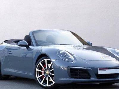used Porsche 911 PETROL MANUAL CONVERTIBLE 2 DOORS
