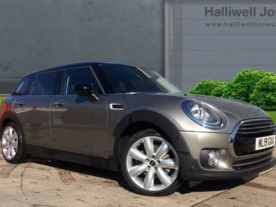 used Mini Cooper Clubman 1.5 Exclusive 6dr