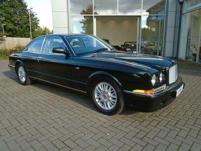 used Bentley Continental 2dr