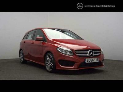 used Mercedes B180 B ClassAMG Line Executive 5dr 1.6