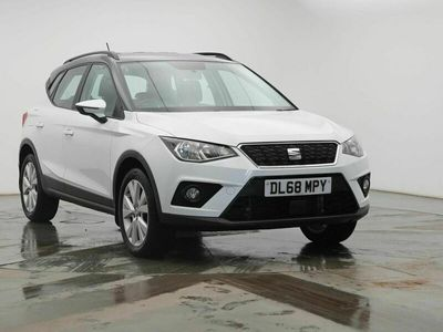 used Seat Arona 1.6 TDI 115 SE Technology Lux 5dr