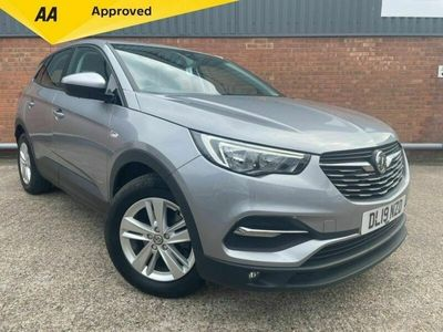 used Vauxhall Grandland X SE S/S One Years Approved Warranty