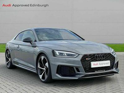 used Audi RS5 RS5Tfsi Quattro Sport Edn 2Dr Tiptronic