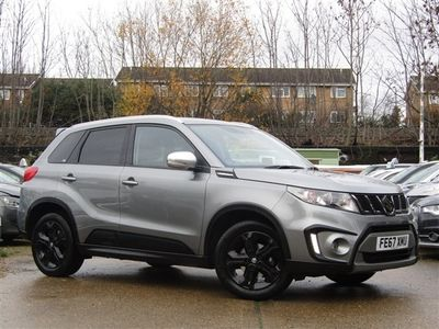 used Suzuki Vitara S BOOSTERJET ALLGRIP 5-Door