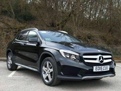 used Mercedes GLA200 CDI AMG Line 5dr Auto 2.2