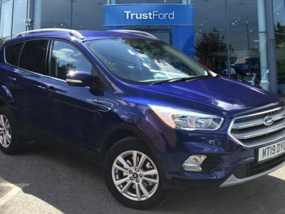 used Ford Kuga ZETEC TDCI With Rear Parking Sensors 1.5 5dr