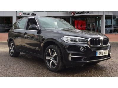 used BMW X5 xDrive30d SE 5dr Auto Diesel Estate