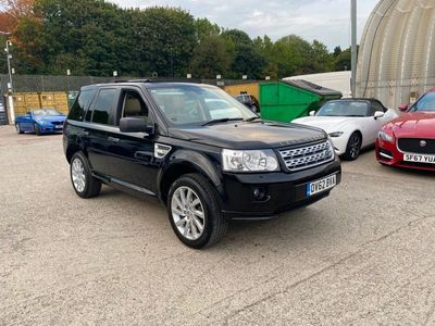 used Land Rover Freelander 2.2 SD4 HSE 5dr Auto