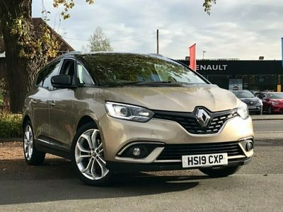 used Renault Grand Scénic 1.3 TCE 140 Iconic 5dr MPV