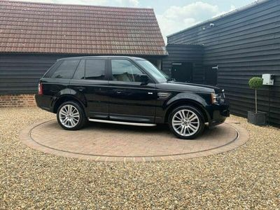 used Land Rover Range Rover Sport 3.0 SD V6 HSE (Luxury Pack) Auto 4WD 5dr