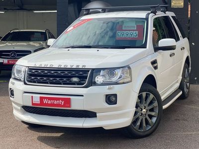 used Land Rover Freelander 2.2 SD4 DYNAMIC 5d AUTO 190 BHP