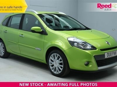 used Renault Clio 1.6 DYNAMIQUE TOMTOM VVT 5d 111 BHP