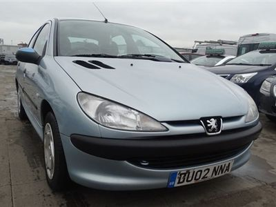 used Peugeot 206 1.4 PX TO CLEAR RUNS AND DRIVES