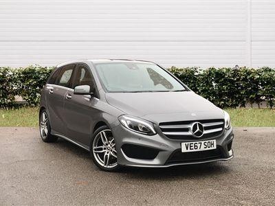 used Mercedes B200 B-ClassAMG Line Premium 5dr Auto