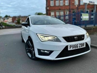 used Seat Leon 1.4 EcoTSI FR (Tech Pack) SportCoupe (s/s) 3dr