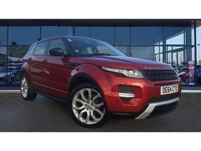 used Land Rover Range Rover evoque 2.2 SD4 Dynamic 5dr Auto [9] [Lux Pack]