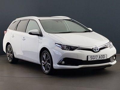 used Toyota Auris 1.8 Hybrid Design TSS 5dr CVT