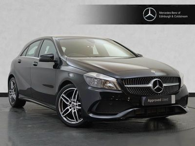 used Mercedes A160 A-Class HatchAMG Line 1.6 5dr