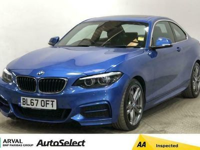 used BMW M240 2 Series 3.0Coupe 2dr Petrol Manual (s/s) (340 ps)