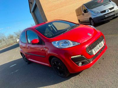 used Peugeot 107 Hatchback 1.0 Allure (2012) 5d
